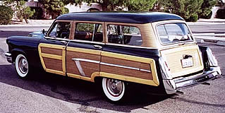 Woody Station Wagon